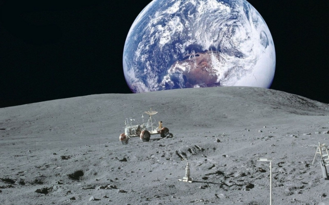 space_type_of_land_from_the_moon_moon_nasa_earth_planet_moon_car_wallpaper